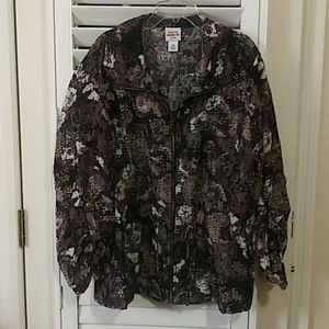 2/$20 Ruby Rd. Jacket